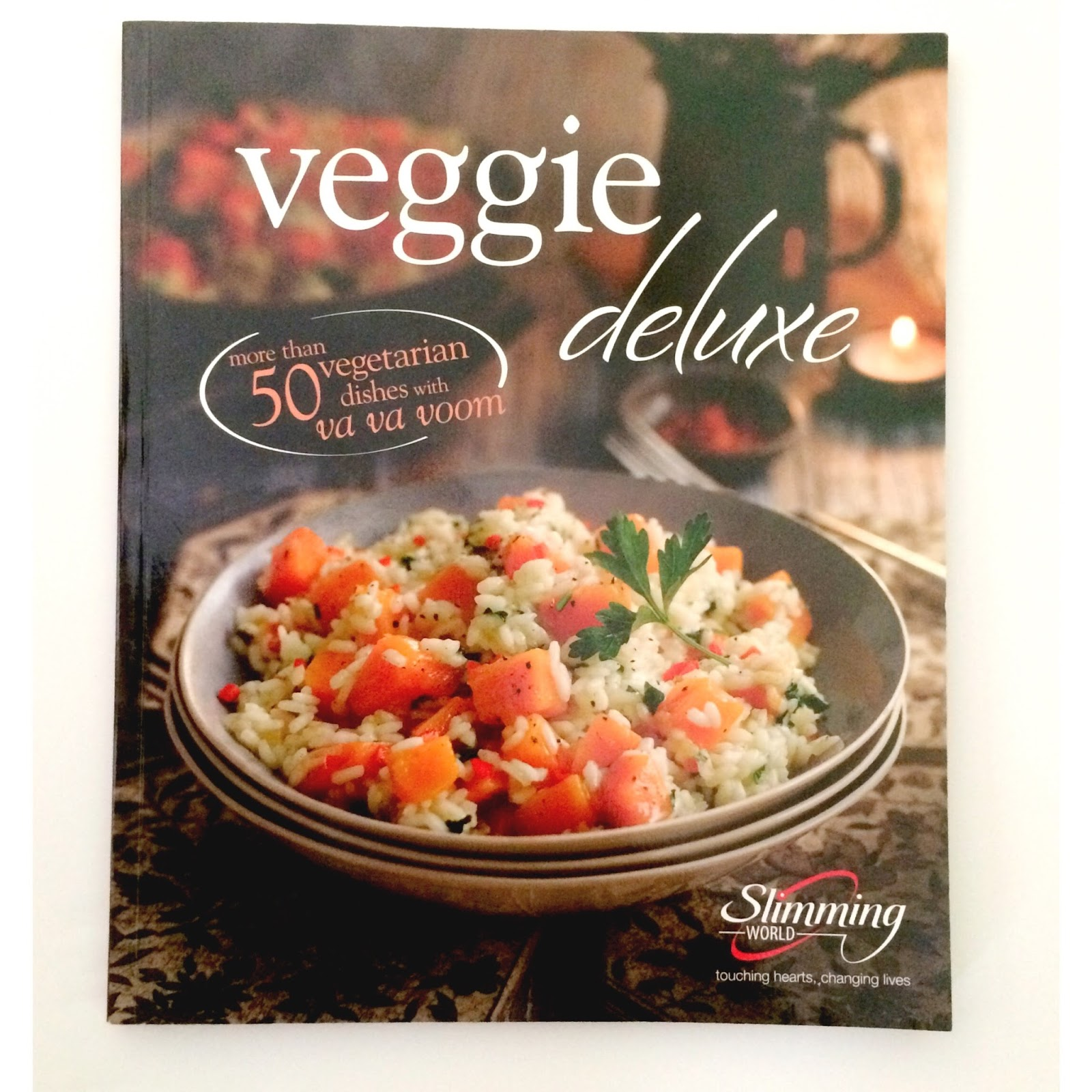 Slimming world veggie deluxe recipe book review newcastle family life slimming world veggie deluxe book forumfinder Choice Image