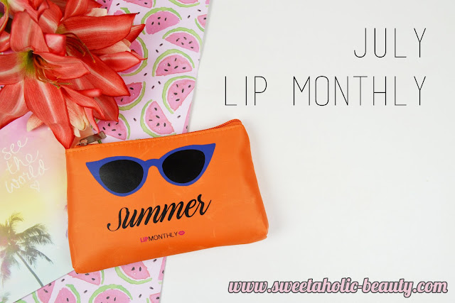 July Lip Monthly - Sweetaholic Beauty