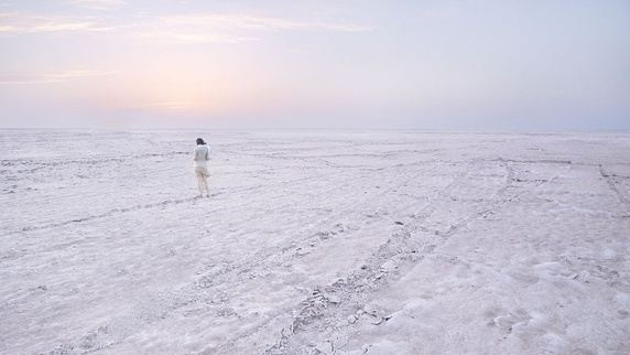 Rann of Kutch in Gujrat in India