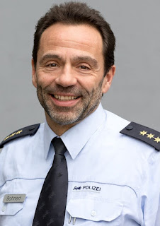 Armin Bohnert, 2. Vorsitzender PolizeiGrün e.V.