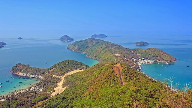 Nam Du Island - Summer Tourist Paradise 4