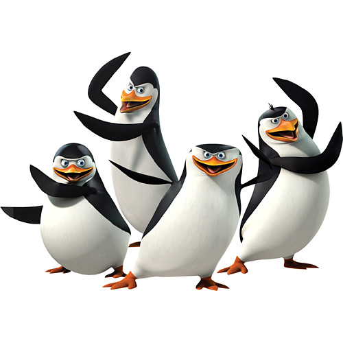 Estreia do filme Os Pinguins de Madagascar 2015