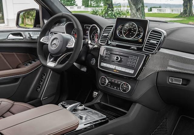 2017 Mercedes-Benz GLS63 AMG