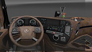 Interiors pack for Mercedes MP4