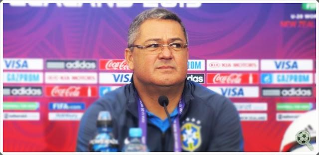 Rogério Micale Seleção Brasileira