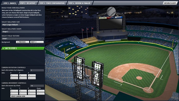 Out of the Park Baseball 21 Gameplay