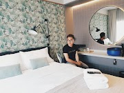 PENGALAMAN MENGINAP DI THE DELUXE ROOM THE GREAT MADRAS HOTEL, LITTLE INDIA SINGAPORE