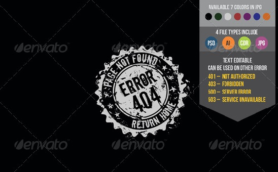 25 Funny and Creative 404 Error Custom Pages Download |Web Design