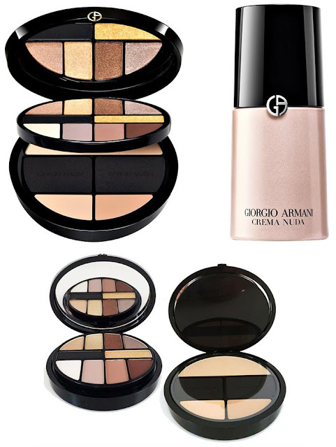Giorgio Armani Night Light Makeup Collection Holiday 2016