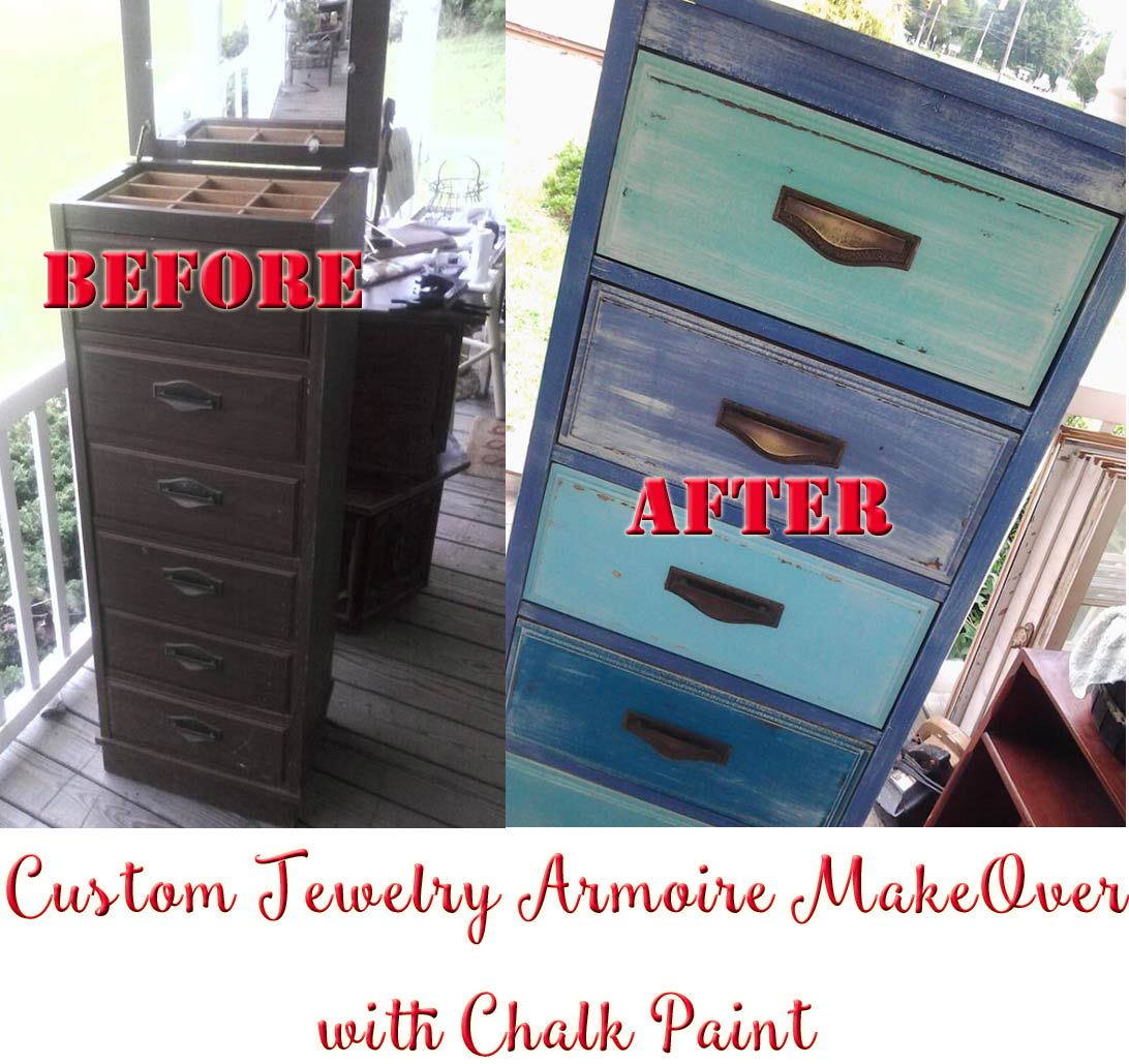 Thrifty Little Things Annie Sloan Chalk Paint Projects