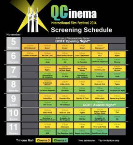 2nd QCinema International Film Festival