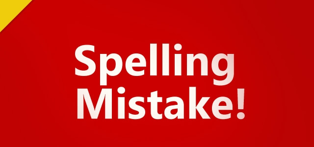 Top Common English Spelling Mistakes