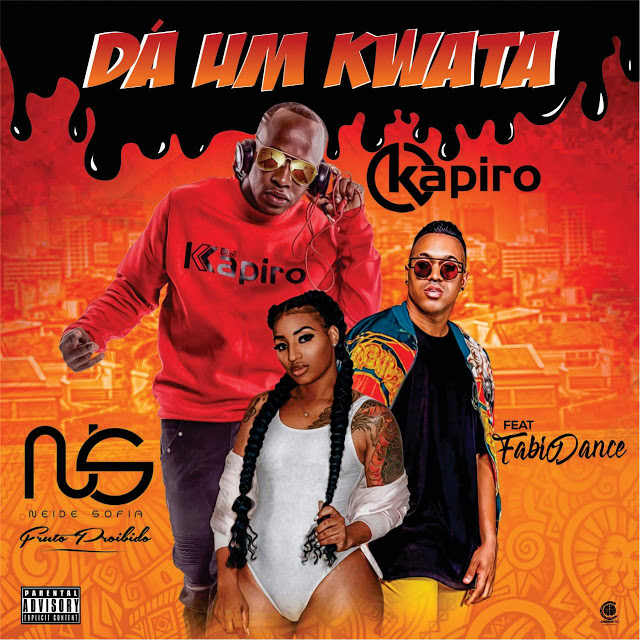 DJ Kapiro ft. Fabio Dance & Neide Sofia - Dá Um Kwata (Afro House)