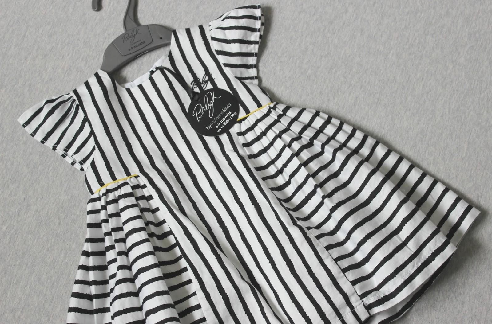 3-6 Months Myleene Klass Baby Dress Navy