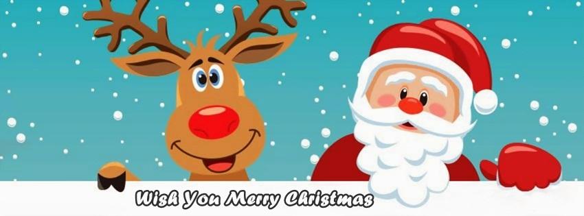 Funny Santa FB Pics