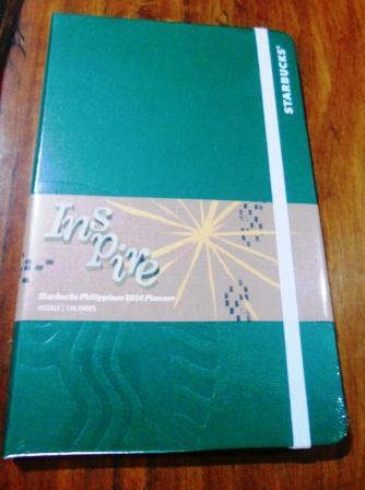 e768b04dd1 Manila Shopper  Christmas Giftaway  Starbucks 2016 Planner (closed)