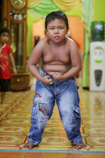 Remember The Smoking Toddler? Here He Is All Grown Up