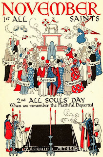 Image result for all saints and all souls