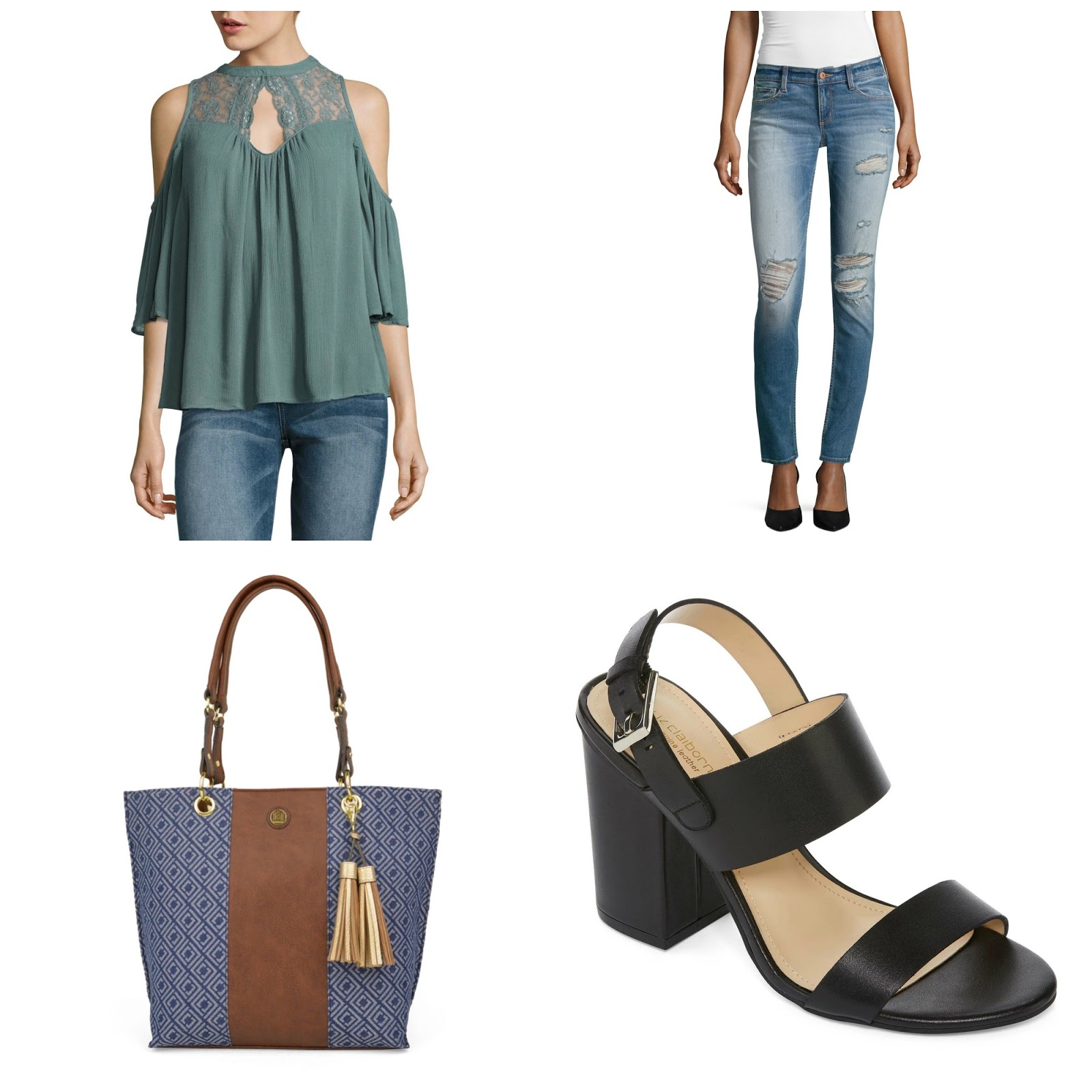 Summer to Fall Looks with JCPenney  via  www.productreviewmom.com