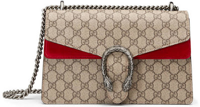 Gucci Dionysus Supreme Shoulder Bag