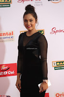 Vennela in Transparent Black Skin Tight Backless Stunning Dress at Mirchi Music Awards South 2017 ~  Exclusive Celebrities Galleries 056.JPG