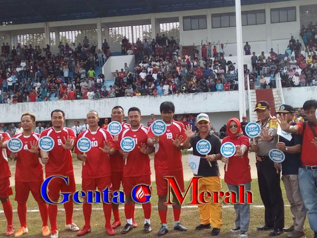 Sukseskan Asian Games, DPRD Motro Gelar Pertandingan Eks Timnas VS Persikomet