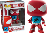 Funko Pop! Scarlet Spider