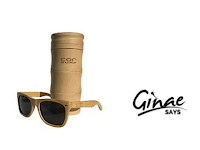 Hand Crafted Genuine Bamboo Sunglasses