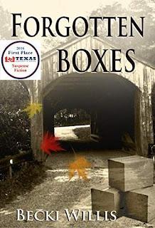 Forgotten Boxes by Becki Willis