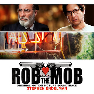 Rob the Mob Liedje - Rob the Mob Muziek - Rob the Mob Soundtrack - Rob the Mob Filmscore
