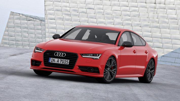 Wallpaper 2: Audi A7 Sportback