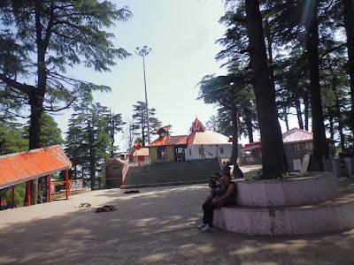 ada apa saja di Shimla