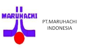 Lowongan Kerja Engineering Stamping/Warehouse/Delivery Control di PT. Maruhachi Indonesia