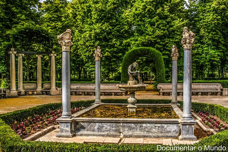 Jardins do  Palácio Real de Aranjuez; Palácios Reais de Espanha