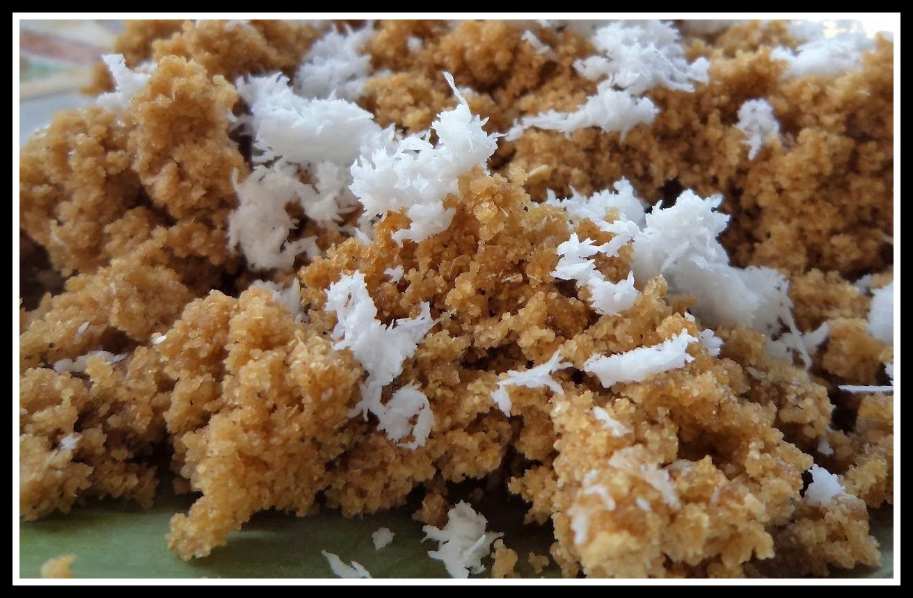 Tiwul Makanan Tradisional Dari Gunung Kidul Yogyakarta Negeriku