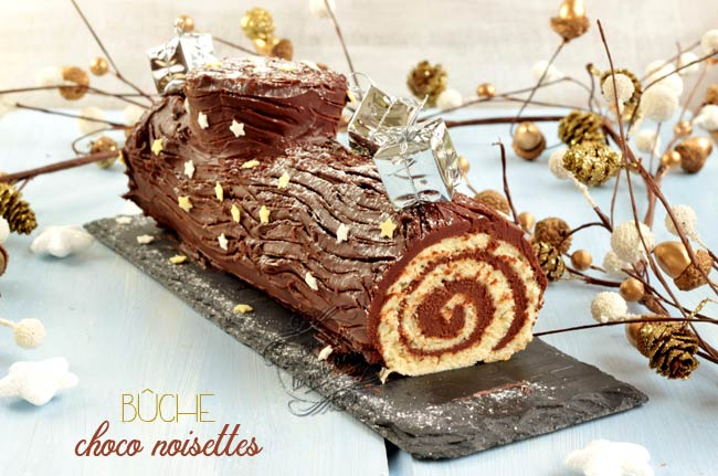 recette buche de noel roul au chocolat noel 2017. Black Bedroom Furniture Sets. Home Design Ideas