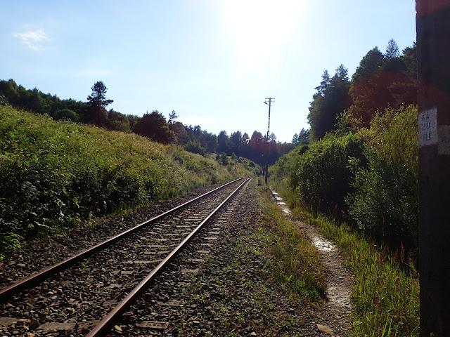 Linia Zagórz-Medzilaborce jest jednotorowa