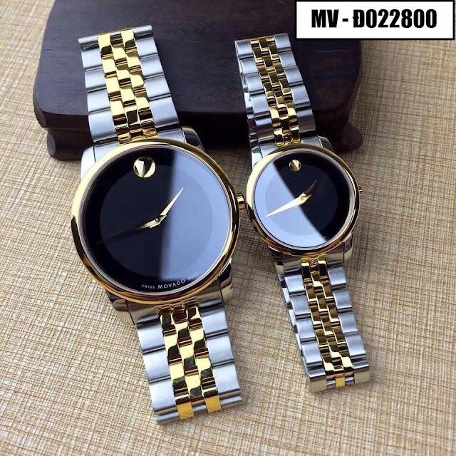 Đồng hồ cặp đôi MV D022800