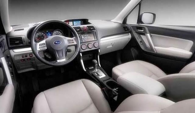 2018 Subaru Forester Redesign