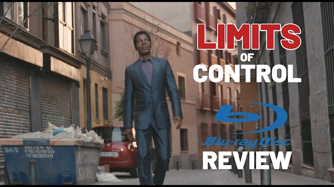 The Limits of Control (2009) Blu-ray Review: The Basics