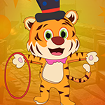 G4K Joyous Circus Tiger Escape