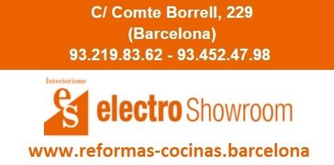Outlet cocinas calidad barcelona tiendas comercios y - Empresas de reformas barcelona ...