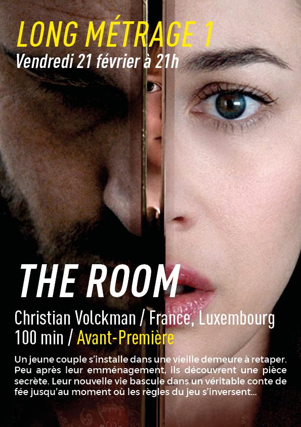 THE ROOM : 1er Long Métrage du vendredi 21 février à 21h