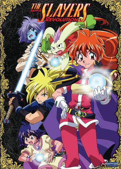 Slayers Revolution (2008) |13/13| |Audio Castellano| |Mega 1 Link|