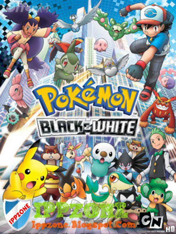 Pokemon Black And White Episode 46 In Hindi