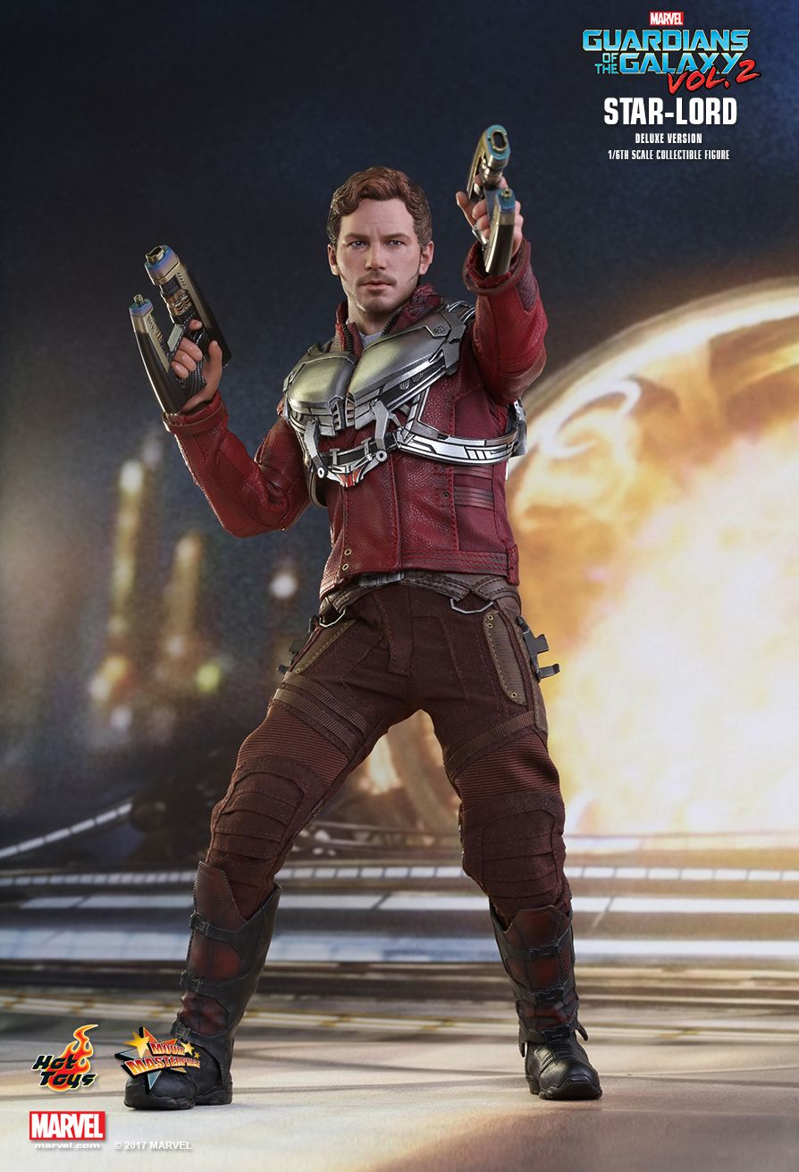 GUARDIANS OF THE GALAXY VOL.2 - STAR-LORD (Deluxe Version) 9