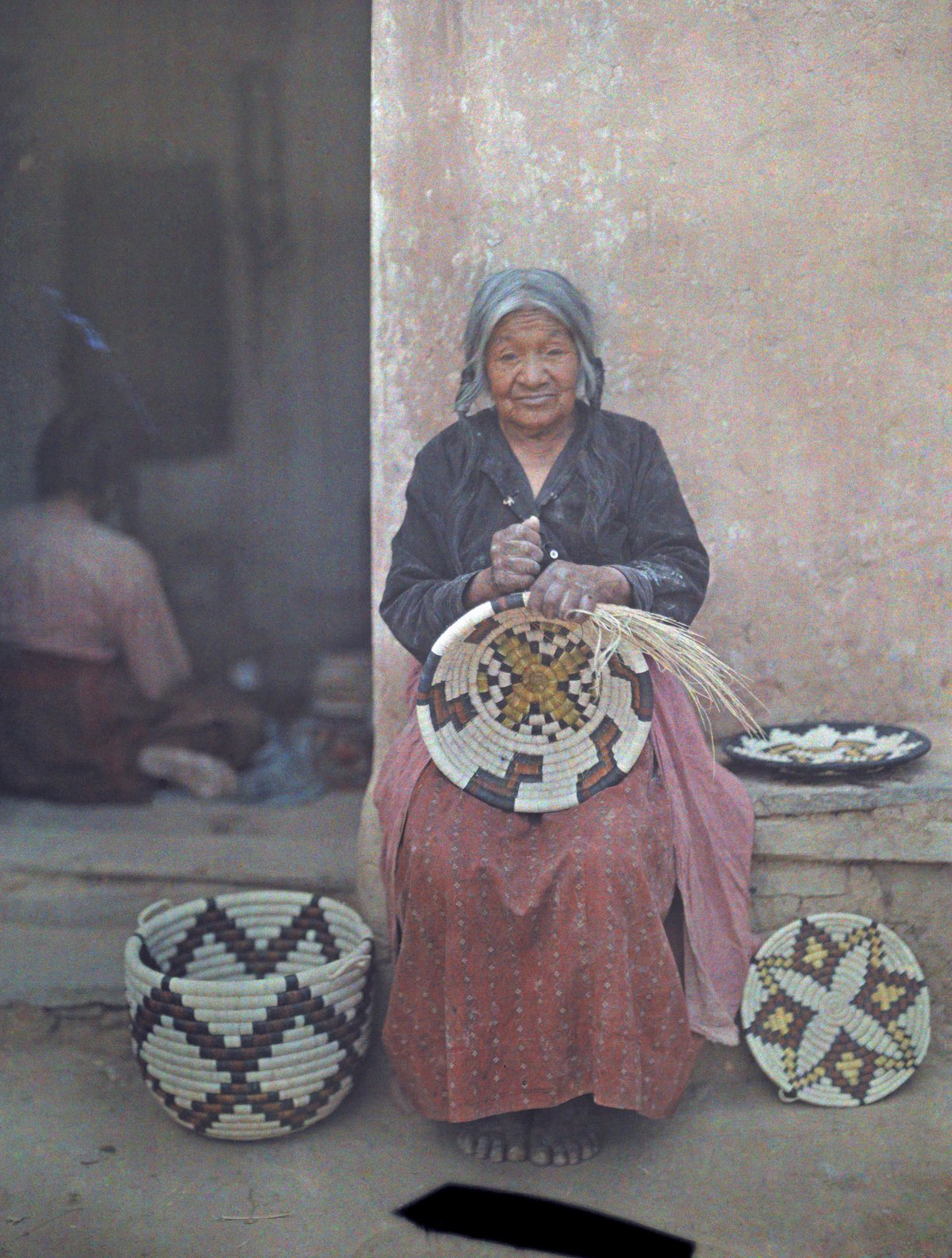 The U S In Autochrome 50 Stunning Color Photographs Of