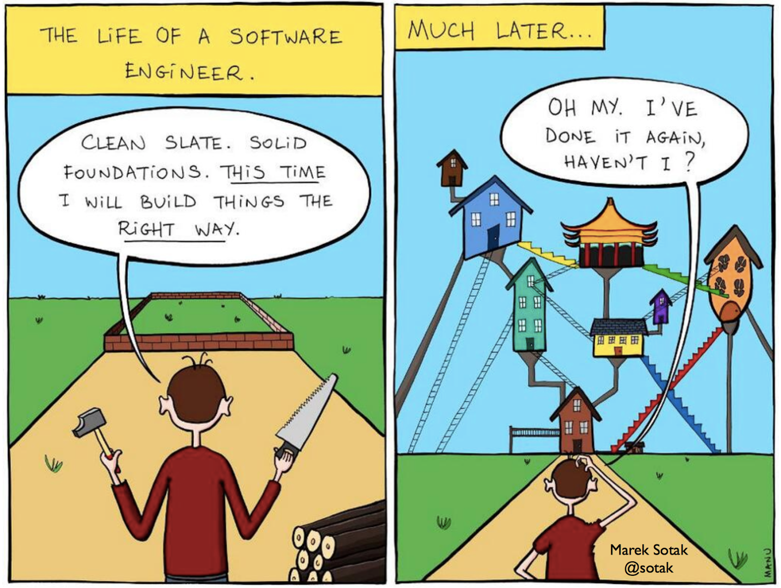 cultural life as a software engineer Technology's man problem image  the lines between work and social life are often blurry, because people tend to be young and to work long hours, and the founders and first employees are.