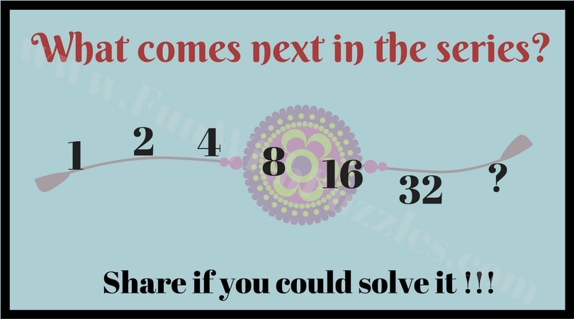 Simple Number Series Puzzles for Kids with Answers - Fun With Puzzles