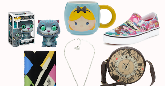 Wishlist | Alice in Wonderland